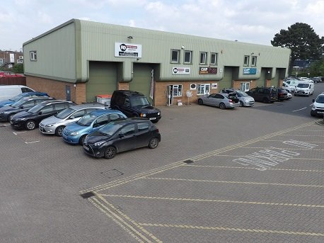 Stag Business Park, Ringwood