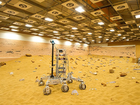 Rover Test Facility
