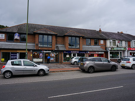 Domino's Pizza, Winchester Road, Chandlers Ford