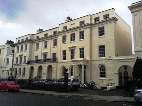 30 Carlton Crescent, Southampton